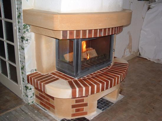 cheminee de face