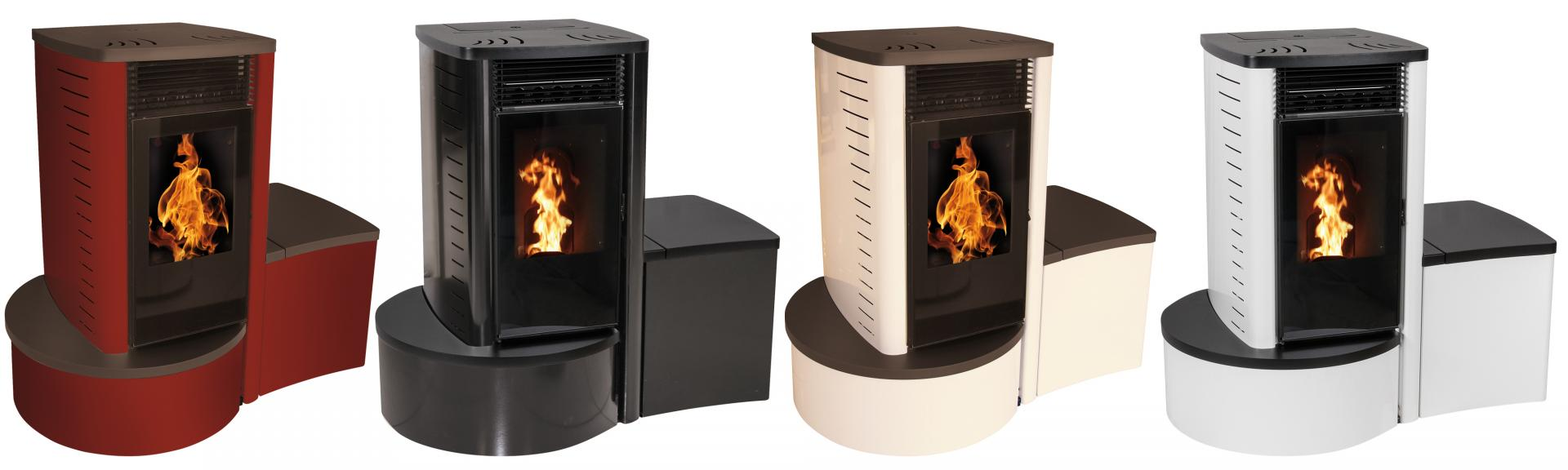 Couleur mode le stove industry pgvd