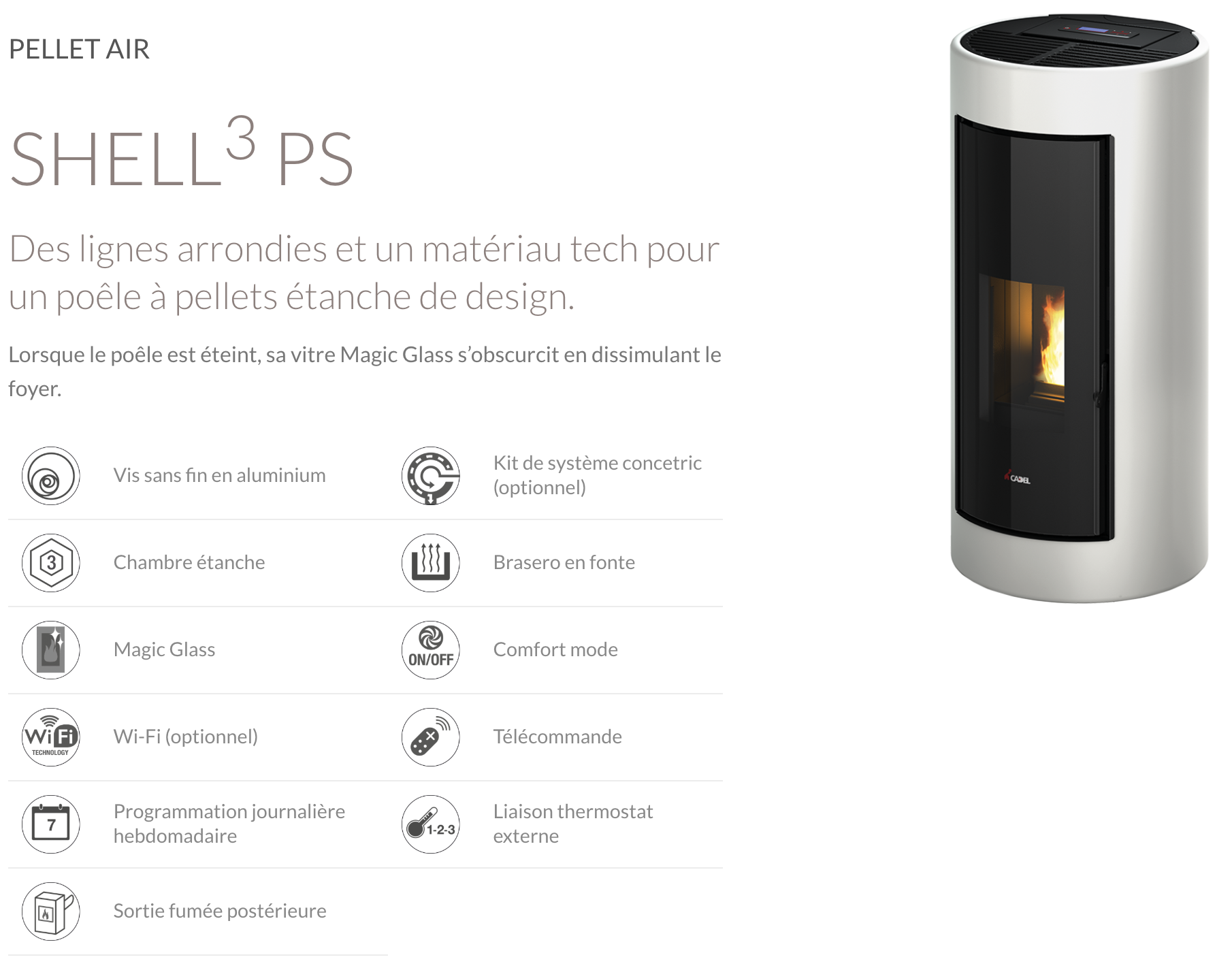Shell 3 PS en 9kW