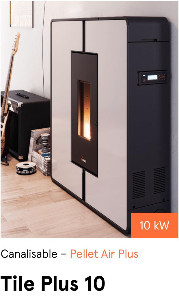 CADEL Tile Plus 10kW
