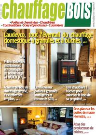 Magazine Chauffage au bois N°1